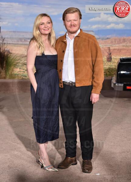 Jesse Plemons, Kirsten Dunst - Westwood - 07-10-2019 - El Camino, alla premiere si ricompone il mondo Breaking Bad
