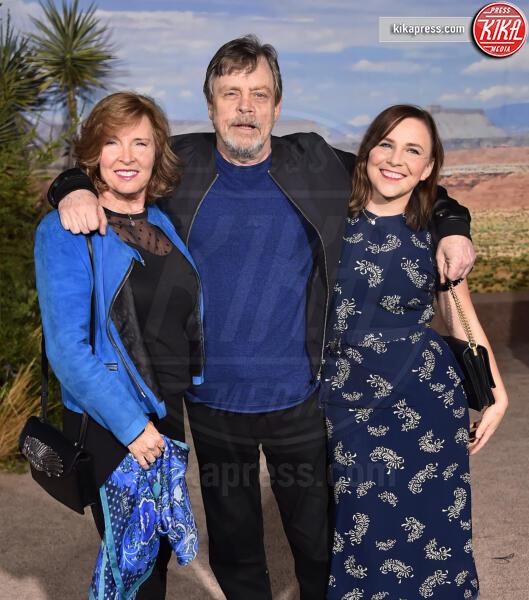 Chelsea Hamill, Marilou York, Mark Hamill - Westwood - 07-10-2019 - El Camino, alla premiere si ricompone il mondo Breaking Bad