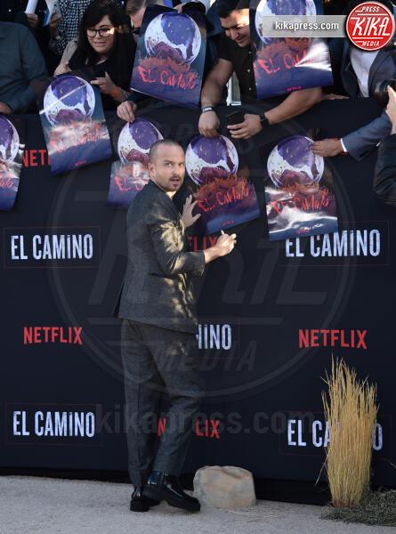 Aaron Paul - Westwood - 07-10-2019 - El Camino, alla premiere si ricompone il mondo Breaking Bad