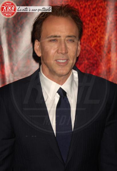 Nicolas Cage - New York - 13-12-2007 - Nuovo thriller per Nicolas Cage