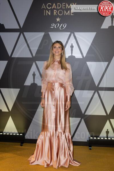 Nicoletta Romanoff - Roma - 09-10-2019 - Oscar: l'Academy celebra Servillo, Giannini, Garrone e Verdone
