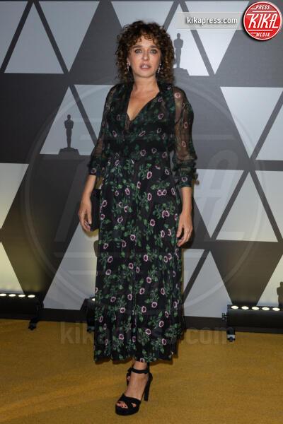 Valeria Golino - Roma - 09-10-2019 - Oscar: l'Academy celebra Servillo, Giannini, Garrone e Verdone