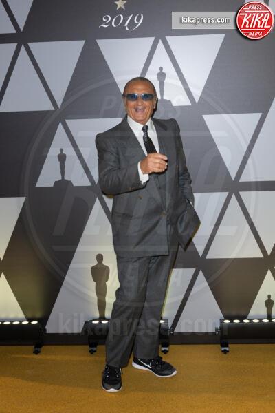 Tony Renis - Roma - 09-10-2019 - Oscar: l'Academy celebra Servillo, Giannini, Garrone e Verdone