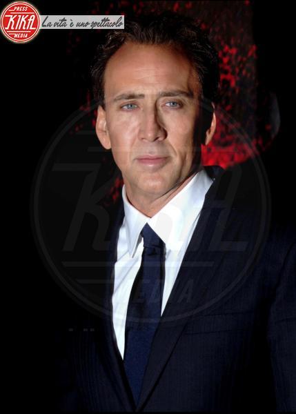 Nicolas Cage - New York - 13-12-2007 - Roman Polanski dirigera' la coppia Cage-Brosnan nel thriller The Ghost