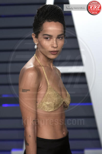 Zoe Kravitz - Beverly Hills - 24-02-2019 - The Batman: Matthew McConaughey sarà Harvey Dent