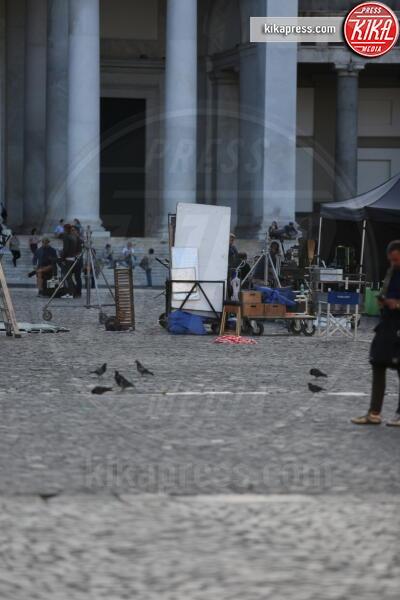 Non ci resta che il crimine 2 - Napoli - 16-10-2019 - Non ci resta che il crimine 2, le riprese a Napoli
