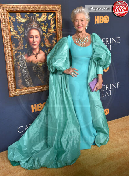 Helen Mirren - Westwood - 17-10-2019 - Golden Globes 2020: alle nomination trionfo The Crown e Scorsese