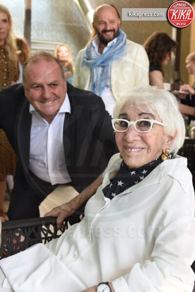 Pascal Vicedomini, Lina Wertmuller - Beverly Hills - 24-10-2019 - Women in film, Hollywood celebra Lina Wertmuller