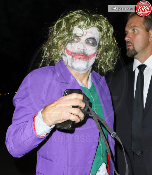 Chuck Liddell - BH - 25-10-2019 - Halloween 2019: basta un Jungle Dress per trasformarsi in J Lo!
