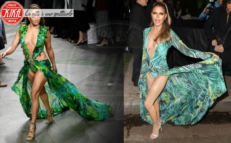 Lisa Rinna, Jennifer Lopez - 28-10-2019 - Halloween 2019: basta un Jungle Dress per trasformarsi in J Lo!