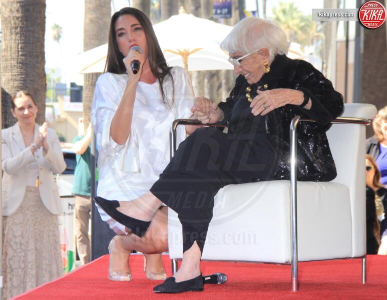 Ivana Canovic, Lina Wertmuller - Hollywood - 29-10-2019 - Lina Wertmüller, la sua stella ora brilla sulla Walk of Fame