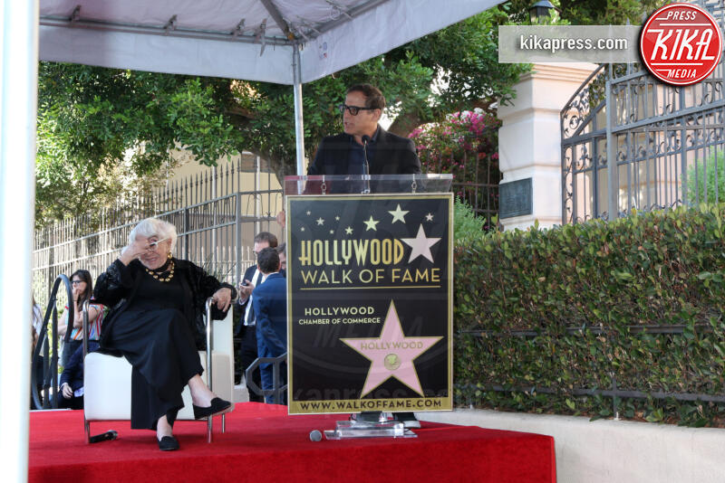 David O Russell, Lina Wertmuller - Los Angeles - 28-10-2019 - Lina Wertmüller, la sua stella ora brilla sulla Walk of Fame