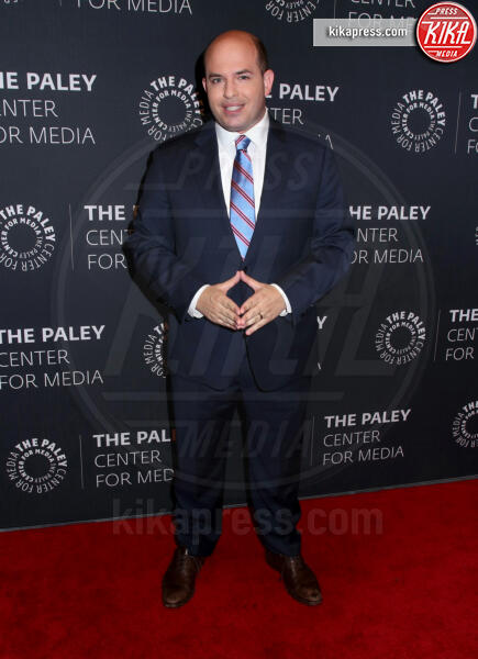 Brian Stelter - New York - 29-10-2019 - The Morning Show, Aniston e Witherspoon sul red carpet