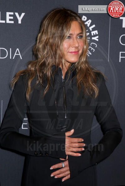 Jennifer Aniston - New York - 29-10-2019 - The Morning Show, Aniston e Witherspoon sul red carpet