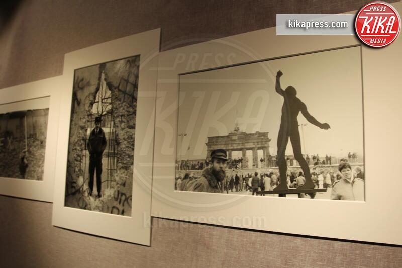 luciano ferrara - Napoli - 31-10-2019 - Luciano Ferrara racconta Berlino e l'Europa 30 anni dopo il muro