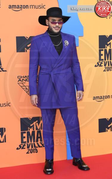 Hugo Gloss - Seville - 03-11-2019 - MTV EMA, CR7 e Georgina Rodriguez star sul red carpet