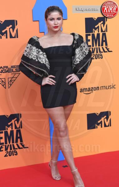 Sofía Reyes - Seville - 03-11-2019 - MTV EMA, CR7 e Georgina Rodriguez star sul red carpet