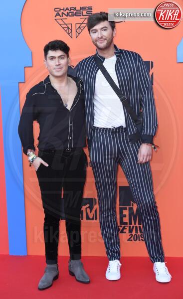 Luke Franks, Mark Ferris - Seville - 03-11-2019 - MTV EMA, CR7 e Georgina Rodriguez star sul red carpet