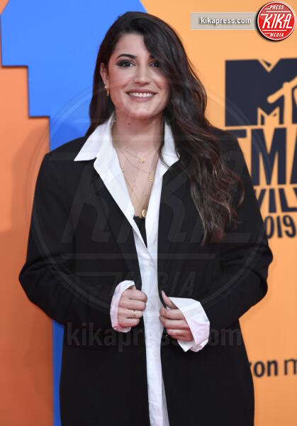 Alba Paul Ferrer - Seville - 03-11-2019 - MTV EMA, CR7 e Georgina Rodriguez star sul red carpet