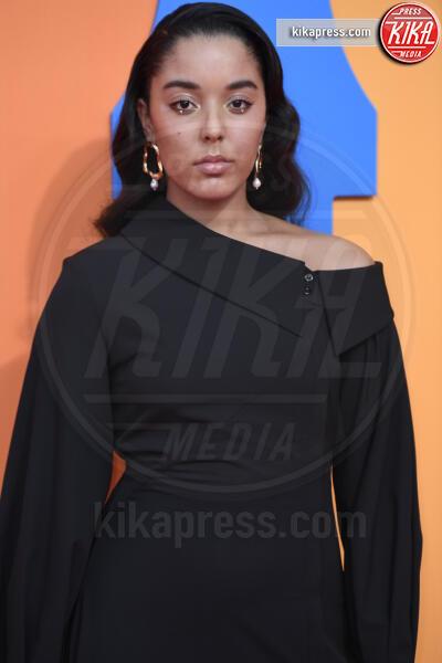Grace Carter - Seville - 03-11-2019 - MTV EMA, CR7 e Georgina Rodriguez star sul red carpet