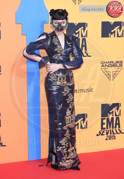 Jasmine Sokko - Seville - 03-11-2019 - MTV EMA, CR7 e Georgina Rodriguez star sul red carpet