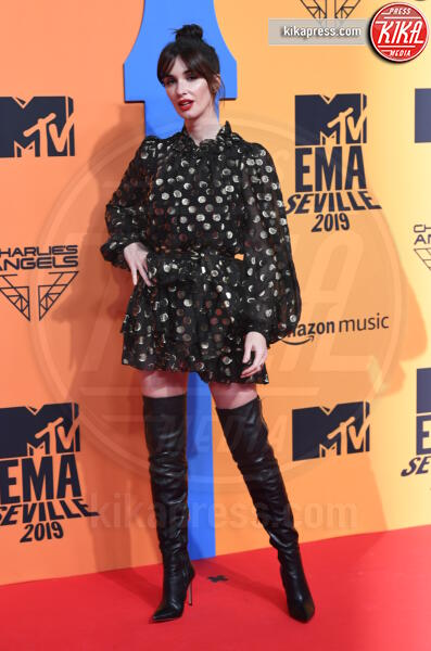 Paz Vega - Seville - 03-11-2019 - MTV EMA, CR7 e Georgina Rodriguez star sul red carpet
