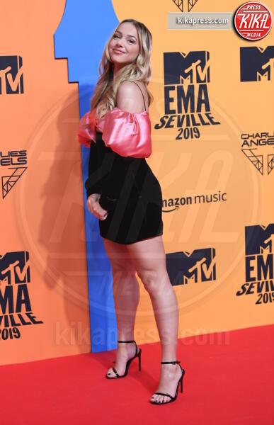 Emma Heesters - Seville - 03-11-2019 - MTV EMA, CR7 e Georgina Rodriguez star sul red carpet