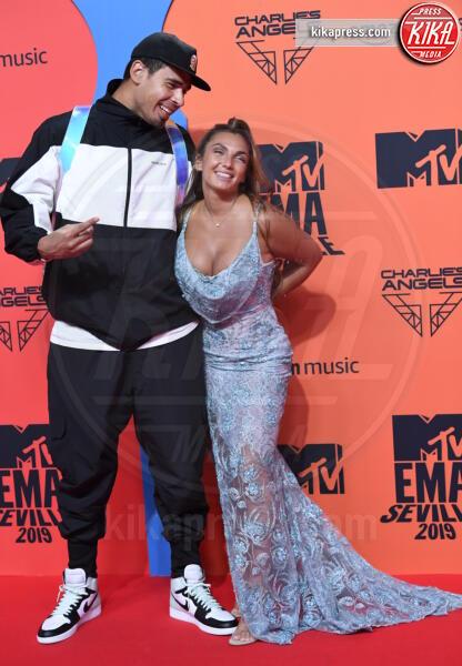 Elettra Miura Lamborghini, AfroJack - Seville - 03-11-2019 - MTV EMA, CR7 e Georgina Rodriguez star sul red carpet