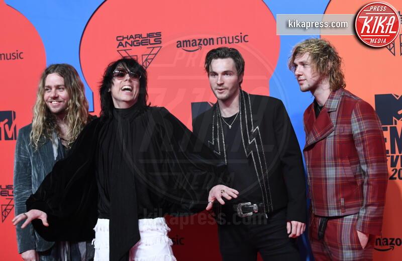 Guest - Seville - 03-11-2019 - MTV EMA, CR7 e Georgina Rodriguez star sul red carpet