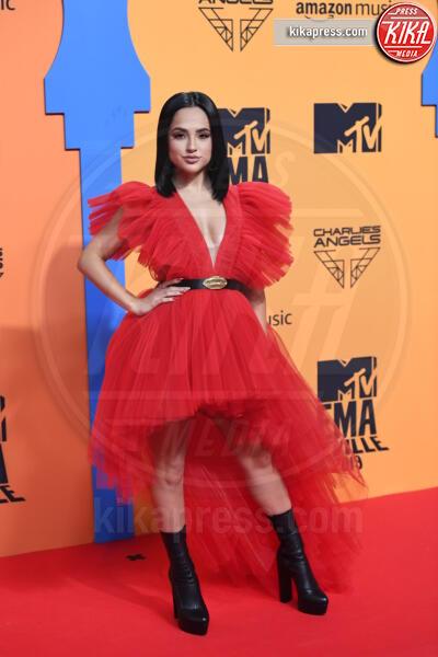 Becky G - Seville - 03-11-2019 - MTV EMA, CR7 e Georgina Rodriguez star sul red carpet