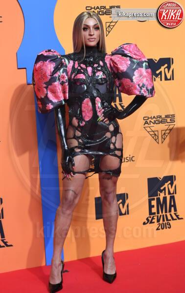 Pabllo Vittar - Seville - 03-11-2019 - MTV EMA, CR7 e Georgina Rodriguez star sul red carpet