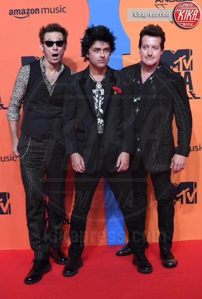 Green Day - Seville - 03-11-2019 - MTV EMA, CR7 e Georgina Rodriguez star sul red carpet