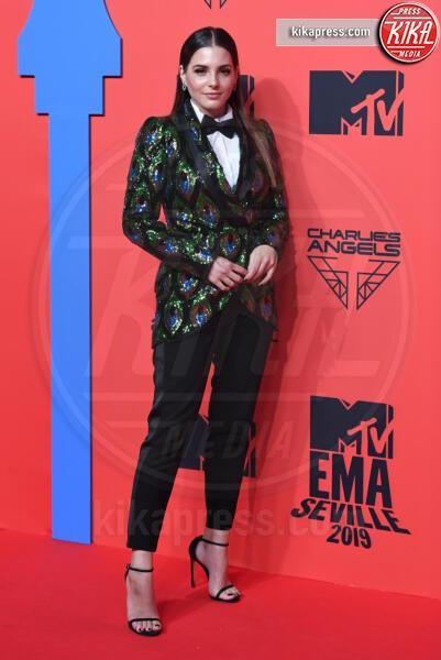 Andrea Duro - Seville - 03-11-2019 - MTV EMA, CR7 e Georgina Rodriguez star sul red carpet
