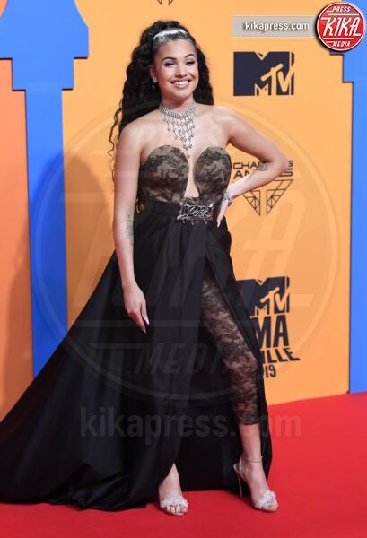 Mabel - Seville - 03-11-2019 - MTV EMA, CR7 e Georgina Rodriguez star sul red carpet