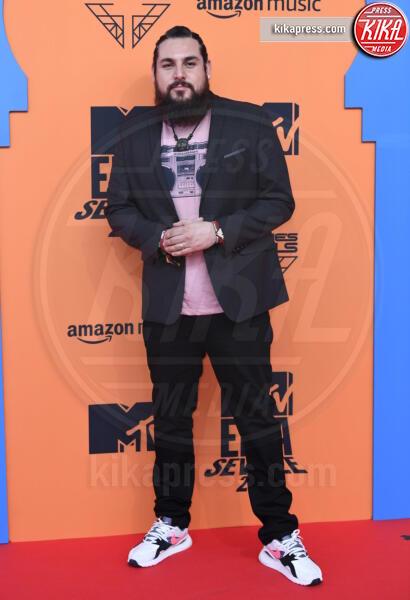 Danger&quot, Alfredo &quot, Martinez - Seville - 03-11-2019 - MTV EMA, CR7 e Georgina Rodriguez star sul red carpet