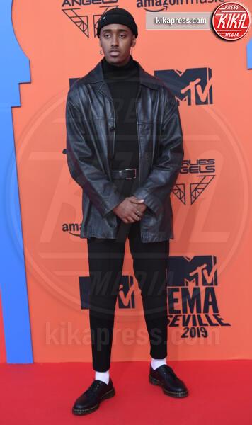 Shiden Tekle - Seville - 03-11-2019 - MTV EMA, CR7 e Georgina Rodriguez star sul red carpet