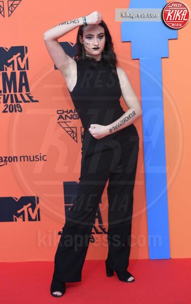 Jamie Margolin - Seville - 03-11-2019 - MTV EMA, CR7 e Georgina Rodriguez star sul red carpet