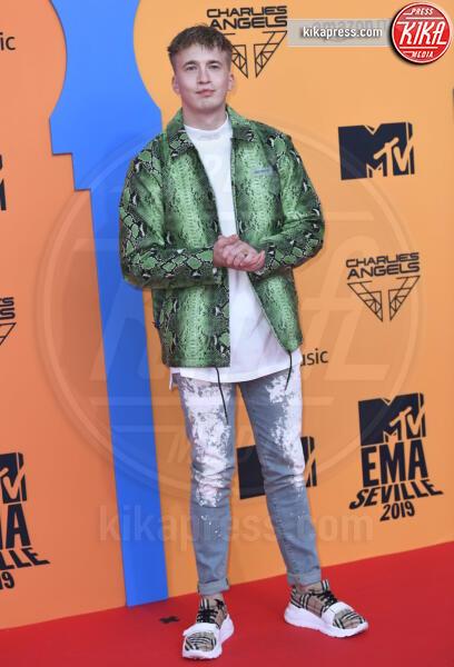 Snelle - Seville - 03-11-2019 - MTV EMA, CR7 e Georgina Rodriguez star sul red carpet