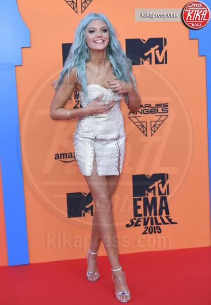 Becca Dudley - Seville - 03-11-2019 - MTV EMA, CR7 e Georgina Rodriguez star sul red carpet
