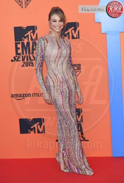 Rose Bertram - Seville - 03-11-2019 - MTV EMA, CR7 e Georgina Rodriguez star sul red carpet