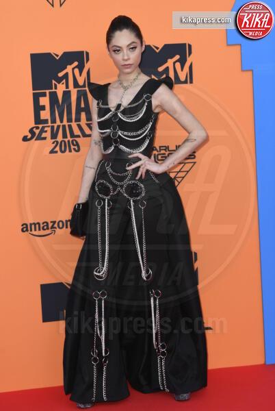 Dhasia Wezka - Seville - 03-11-2019 - MTV EMA, CR7 e Georgina Rodriguez star sul red carpet