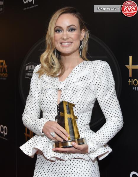 Olivia Wilde - Beverly Hills - 03-11-2019 - Antonio Banderas, agli Hollywood Film Awards con la sua Stella