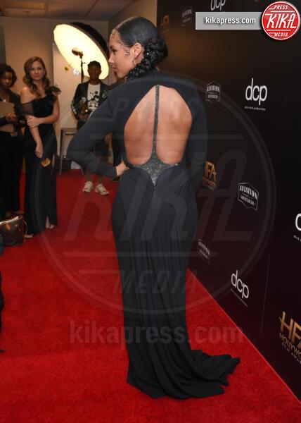 Alicia Keys - Beverly Hills - 03-11-2019 - Antonio Banderas, agli Hollywood Film Awards con la sua Stella
