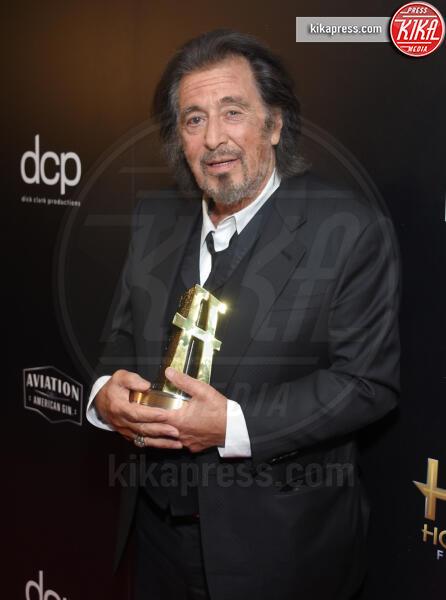 Al Pacino - Beverly Hills - 03-11-2019 - Antonio Banderas, agli Hollywood Film Awards con la sua Stella