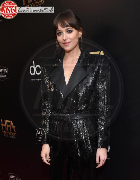 Dakota Johnson - Beverly Hills - 03-11-2019 - Antonio Banderas, agli Hollywood Film Awards con la sua Stella