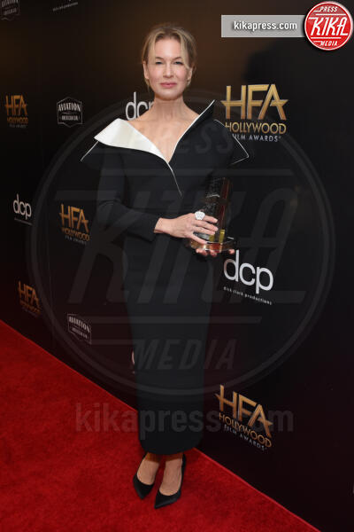 Renee Zellweger - Beverly Hills - 03-11-2019 - Antonio Banderas, agli Hollywood Film Awards con la sua Stella