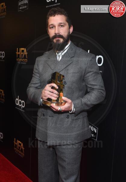 Shia LaBeouf - Beverly Hills - 03-11-2019 - Antonio Banderas, agli Hollywood Film Awards con la sua Stella