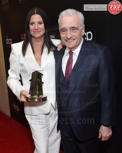 Emma Tillinger Koskoff, Martin Scorsese - Beverly Hills - 03-11-2019 - Antonio Banderas, agli Hollywood Film Awards con la sua Stella