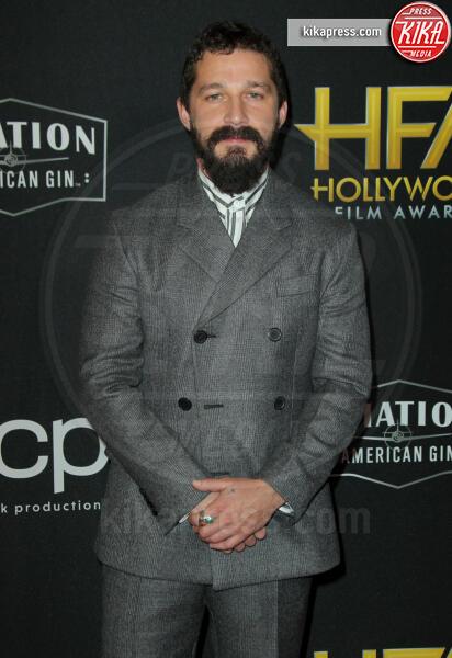 Shia LaBeouf - Los Angeles - 03-11-2019 - Antonio Banderas, agli Hollywood Film Awards con la sua Stella