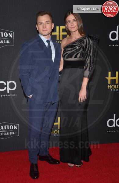 Taron Egerton - 03-11-2019 - Antonio Banderas, agli Hollywood Film Awards con la sua Stella